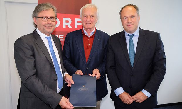 ORF und Unitel unterzeichnen Vertrag zu neuem Klassikportal ?fidelio?