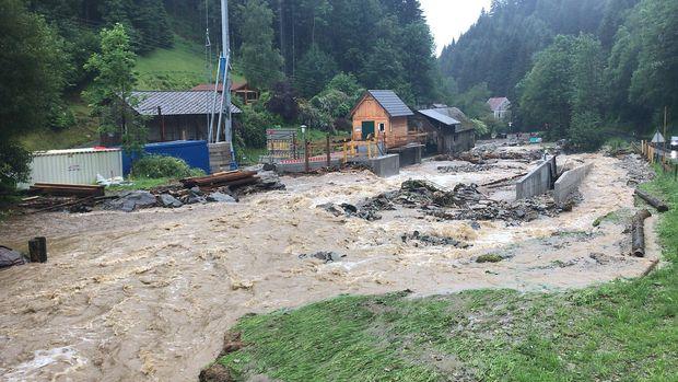 Unwetter Steiermark