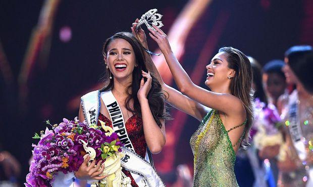 Wahl zur Miss Universe: Catriona Gray von den Philippinen gewinnt