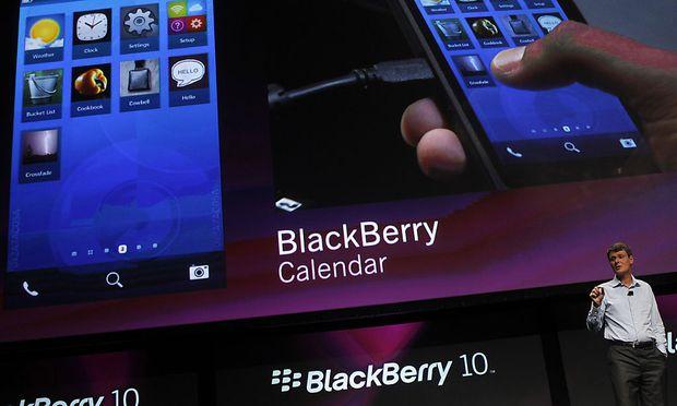 Blackberry Entwickler liefern 15000