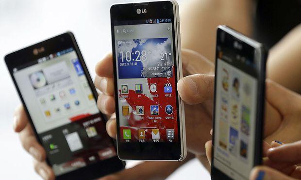 Internet Smartphone oesterreich immer