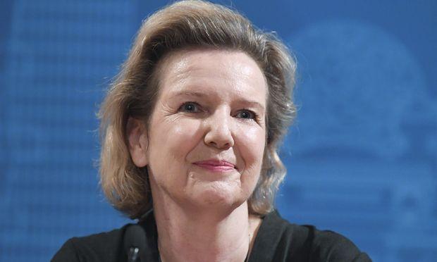 U-Kommissionschefin Elisabeth Rech.