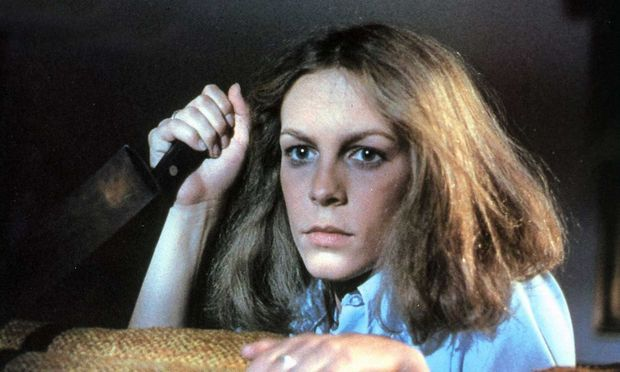 "Hatte in ""Halloween"" ihre Lebensrolle: Jamie Lee Curtis."