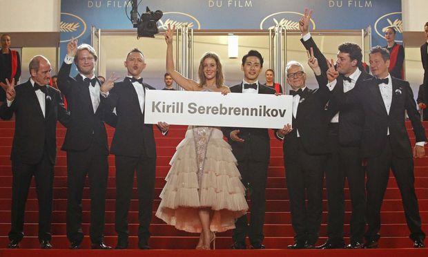 Kirill Serebrennikov darf nicht nach Cannes