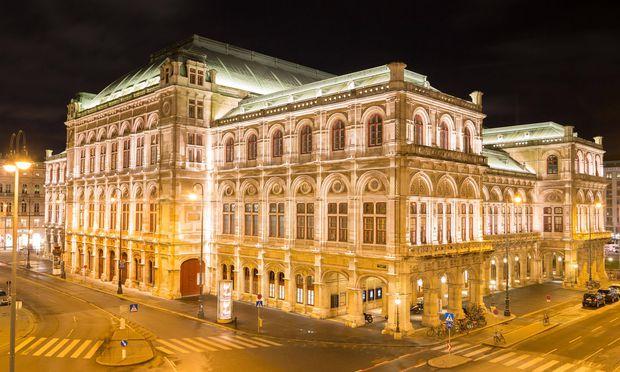 Symbolbild Staatsoper Wien.