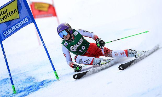 ALPINE SKIING - FIS WC Semmering