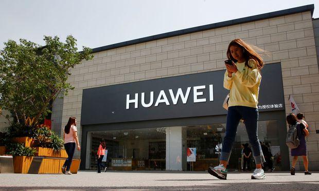 Der chinesische Netzwerkausrüster hält 28 Prozent am Weltmarkt für 5G.