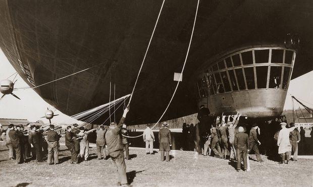 Hindenburg Unglück