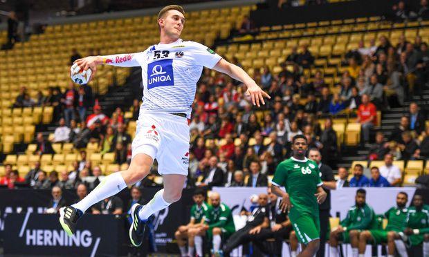 Nikola Bilyk ist in Kiel zu einer Führungsfigur gereift. Bei der WM in Dänemark und Deutschland soll der 22-Jährige Österreich zum Höhenflug verhelfen.