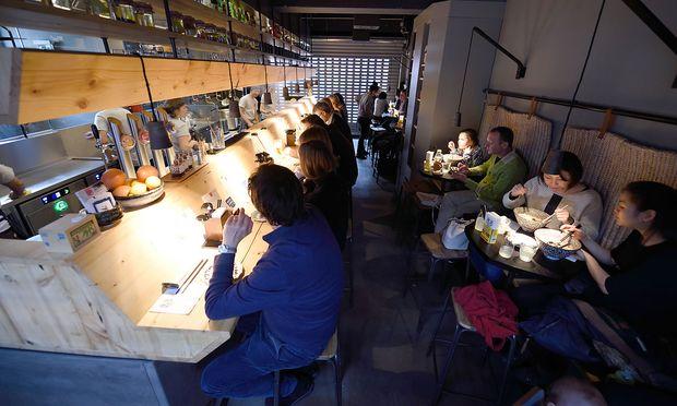 Mochi Ramen Bar am Vorgartenmarkt