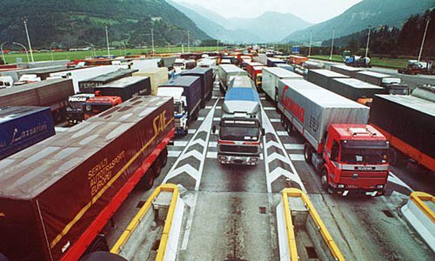 Der Straßenverkehr in Italien hat sich in den letzten Jahren verfünffacht.