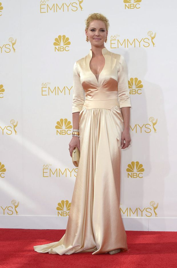 emmys 2014 die looks vom roten teppich. Black Bedroom Furniture Sets. Home Design Ideas