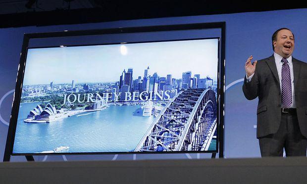 Samsung Neuer TopFernseher kostet