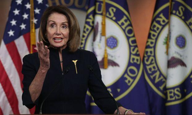US-Demokraten wollen im Kongress das Ende des Notstands erzwingen