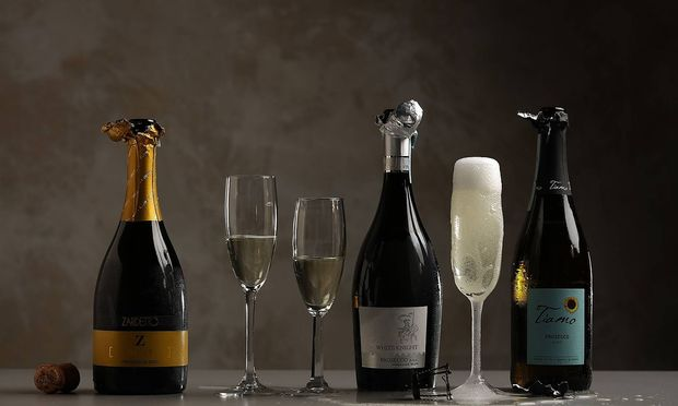 June 7 2016 Chicago IL USA Prosecco overflows with great things It is light accessible ref