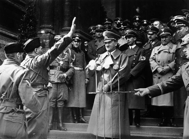 Hitler In Vienna