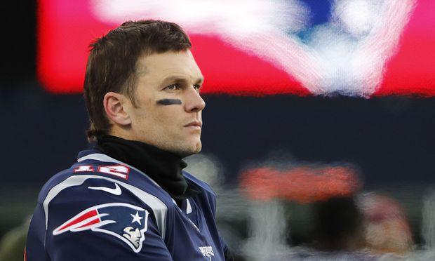 Star-Quarterback Tom Brady