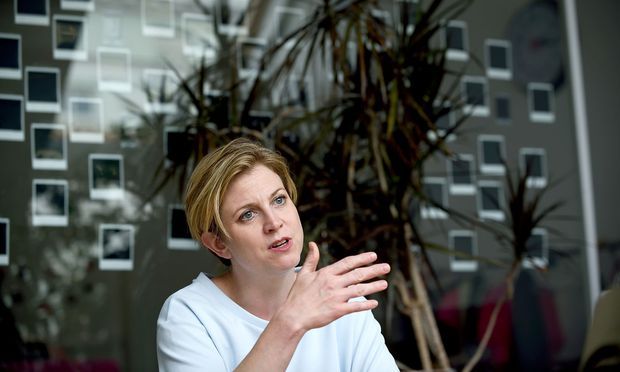 Beate Meinl-Reisinger ist neue Klubchefin der Neos. In der Sondersitzung wird sie angelobt. (Archivbild)