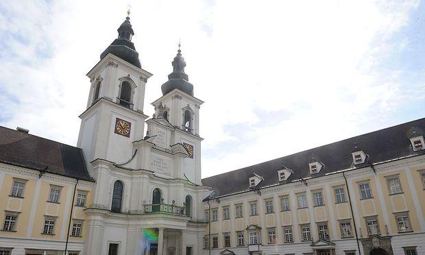 Archivbild: Stift Kremsmuenster