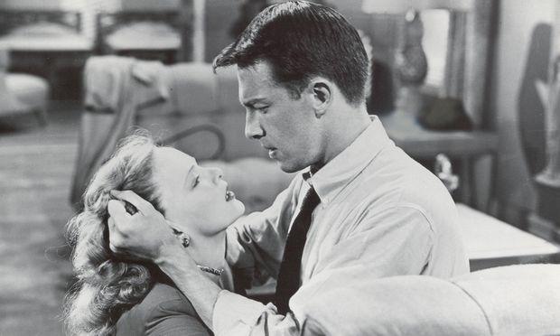 """Ungewohnt sexuelle Untertöne am Beginn der McCarthy-Ära: """"Gun Crazy"""" (1950)."""