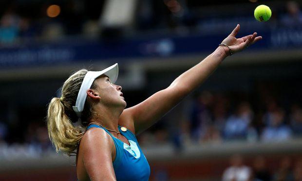 Für Karolina Pliskova war im US Open-Viertelfinale Endstation.