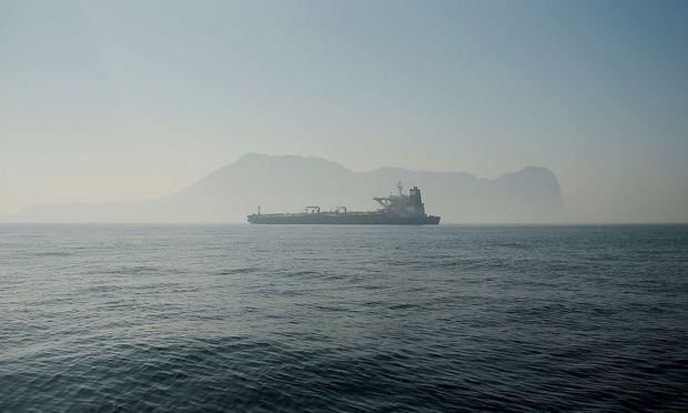 Streit um Tanker: USA bremsten Freigabe von iranischem Supertanker aus