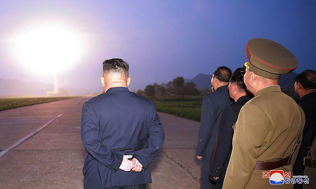 Nordkorea feuerte offenbar erneut Raketen ab
