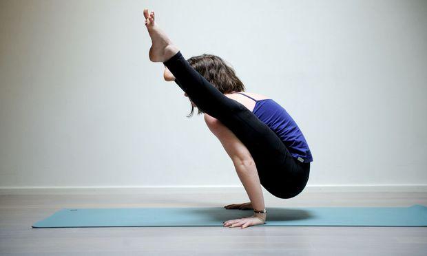 Yoga stärkt das Gedächtnis.