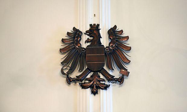 Archivbild aus dem Wiener Straflandesgericht