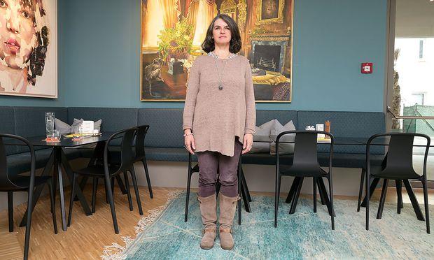 Andrea Bachträgl wird im März 60 Jahre alt.