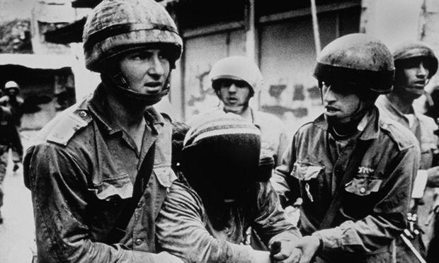Krieg Steine erste Intifada