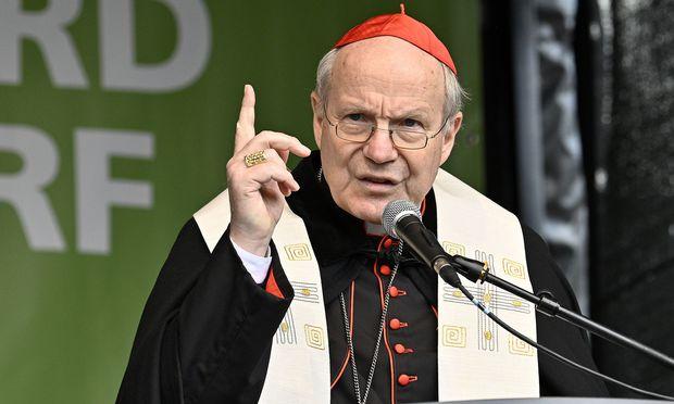 Kardinal Christoph Schönborn.