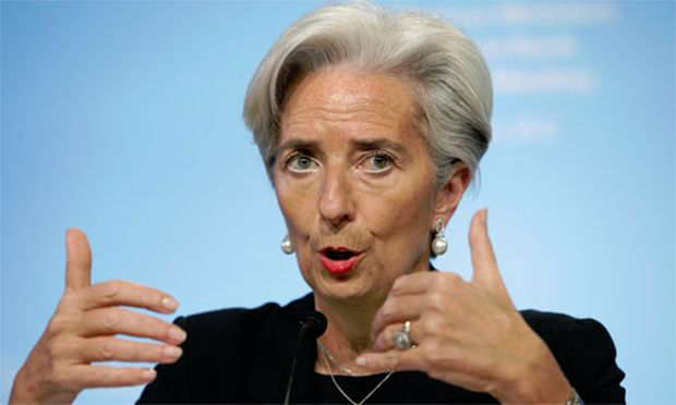 Lagarde Umschuldung Griechenlands ausgeschlossen