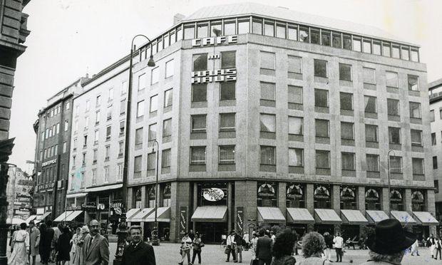 Bau von 1953.