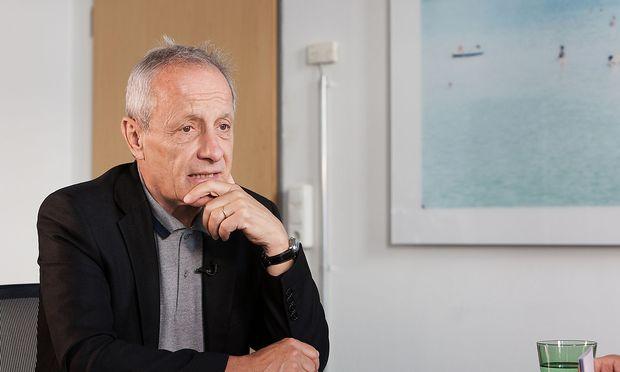 Sexuelle Belästigung: Vorwürfe gegen Peter Pilz