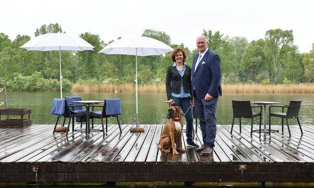 Irmgard und Berndt Querfeld haben im April 2018 das Lokal in der Pop-up-Variante eröffnet.