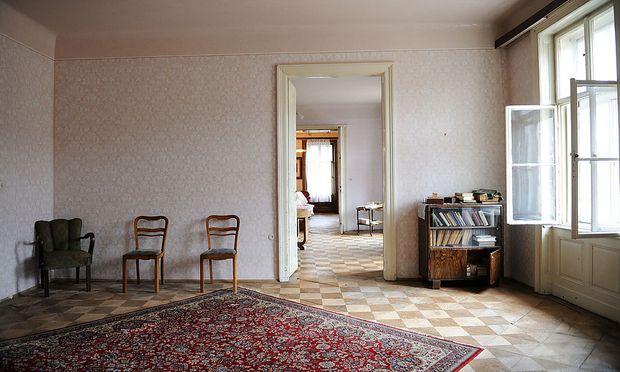 Gesucht: Sanierungsbedürftige Altbauwohnungen