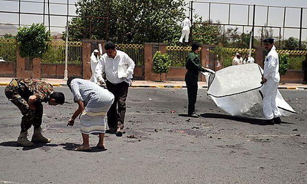 Anschlag im Jemen