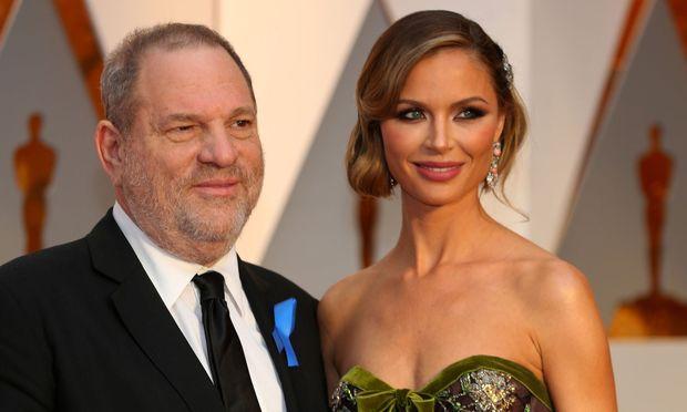 Weinstein-Ehefrau Georgina Chapman: Habe nichts geahnt