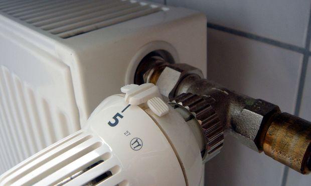 Thermostat eines Heizkoerpers