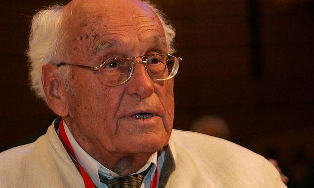Ex-Handelsminister Josef Staribacher ist tot