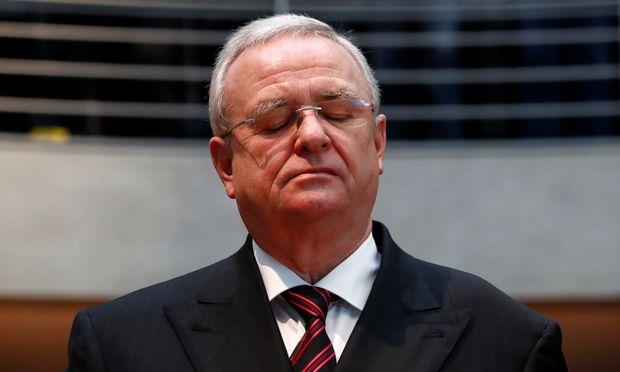 Seit wann wusste Ex-VW-Chef Martin Winterkorn von den Manipulationen? Das wird die entscheidende Frage sein.
