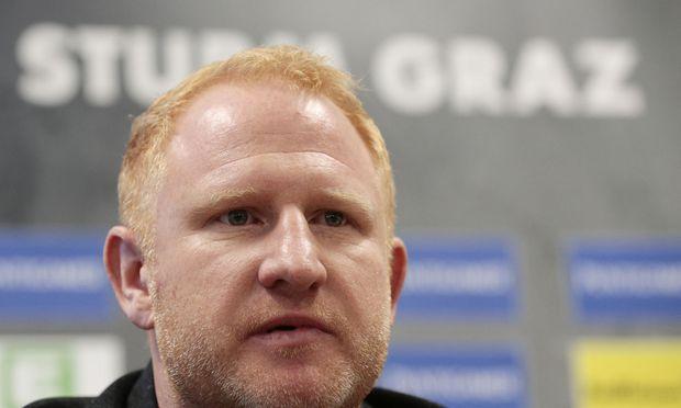 Mit Heiko Vogel hat Fußball-Bundesligist Sturm Graz seinen erklärten Wunschkandidaten zum Cheftrainer bestellt
