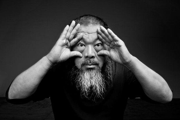 Augen auf mit Ai Weiwei