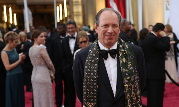 Composer Zimmer, nominated for best original score for the movie ´Interstellar,´ arrives at the 87th Academy Awards in Hollywood