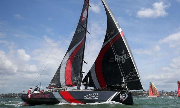 Segel-Drama beim Ocean Race: Keine Hoffnung mehr für Briten Fisher