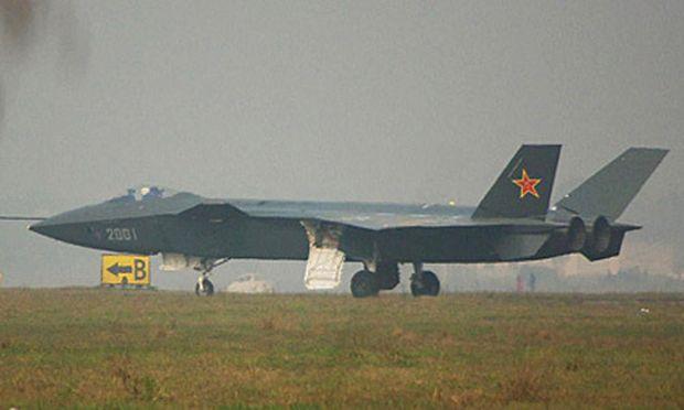 China testet Tarnkappen-Jet während Besuch von Gates