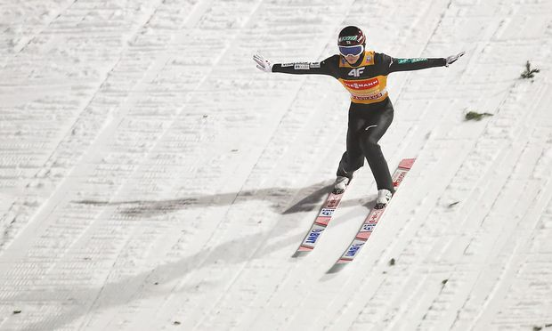 SKI JUMPING - FIS WC Bischofshofen, Four Hills Tournament