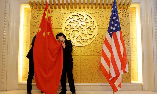 Trump droht China mit neuen Strafzöllen - die Antwort aus Peking ist eindeutig
