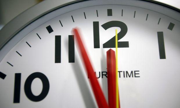 Symbolbild: Arbeitszeit